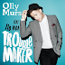 "Watch Olly Murs's ""Troublemaker"" official single cover"