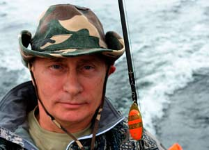 Щука и Путин