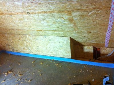 Bautagebuch rayk birgit pepe die letzten drempel for Treppenauge verkleiden