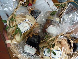 I miei regali di Natale: biscotti, liquore e castagne al brandy