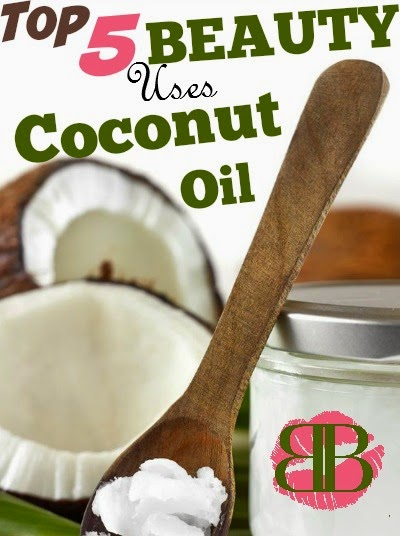 Top 5 Beauty Uses For Coconut Oil, By Barbie's Beauty Bits