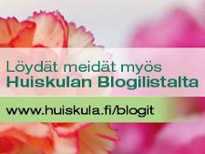 Huiskulan puutarhablogi-lista