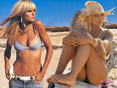 Hot Heidi Klum Sexy Pics Images