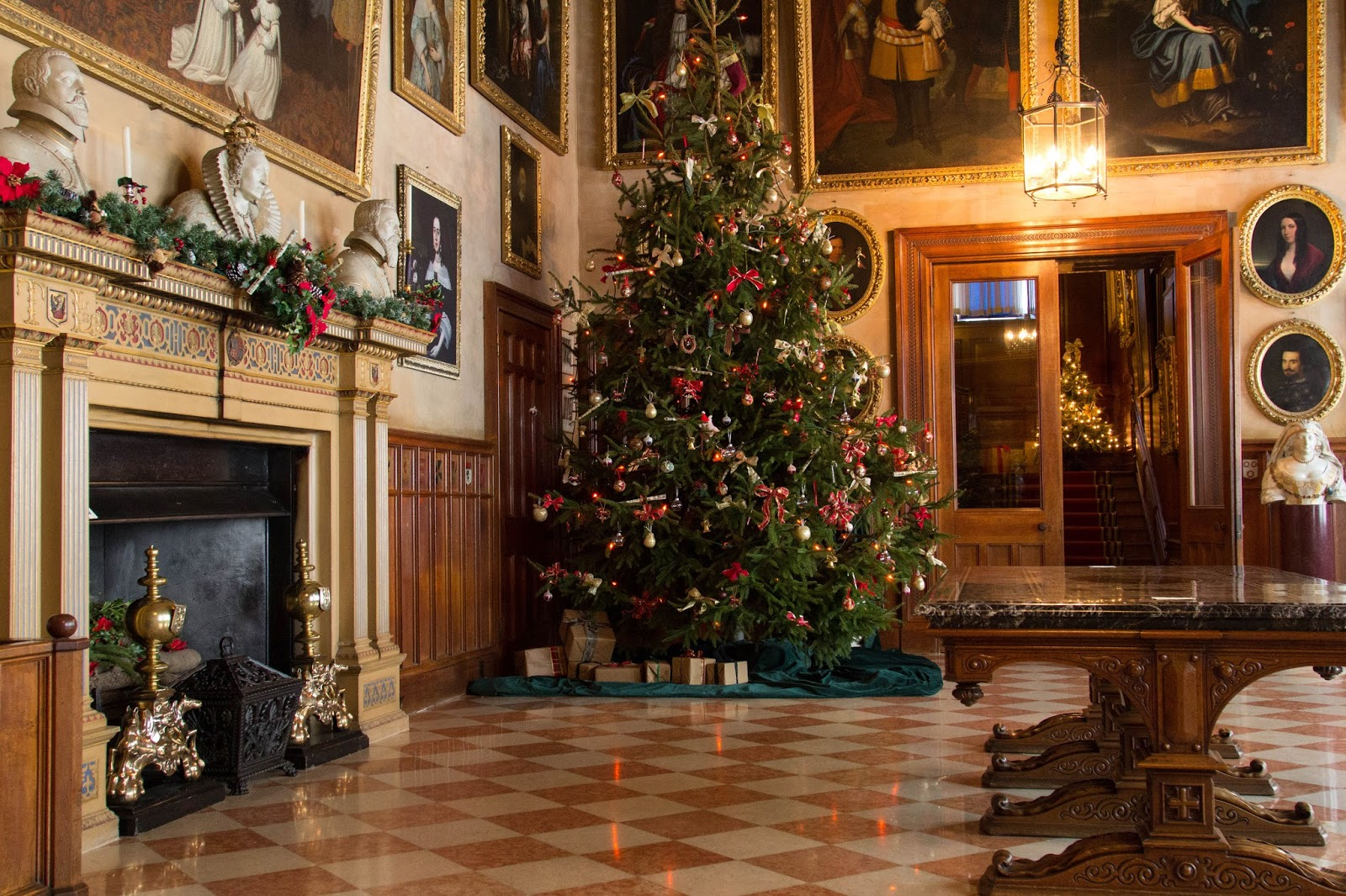 Escapes and Photography: A Victorian Christmas at Charlecote Park