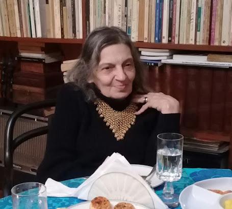 Cristina Berbari junio 2019