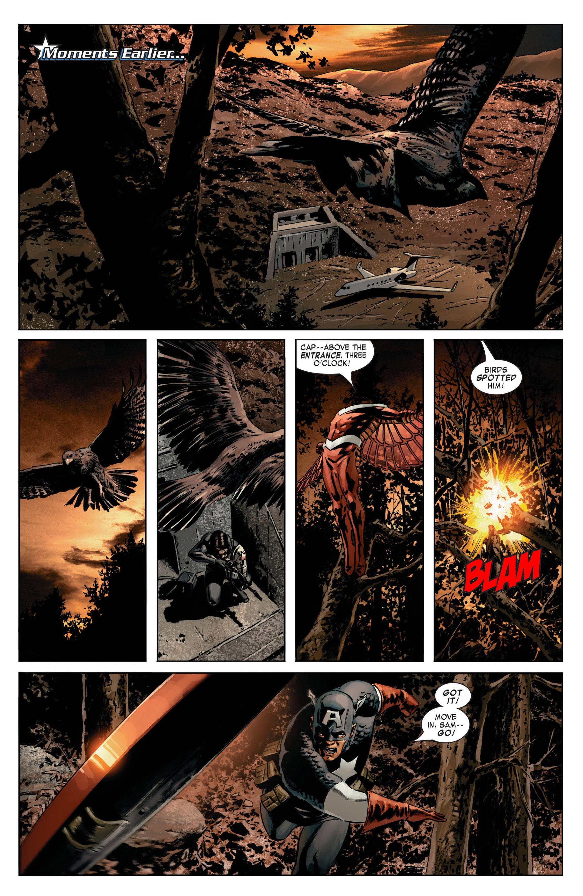Captain America (2005) Issue #14 #14 - English 5
