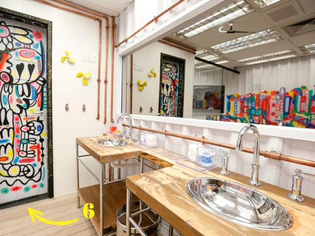 bbb decoração industrial banheiro