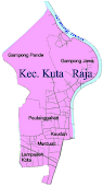 Geografis Kutaraja