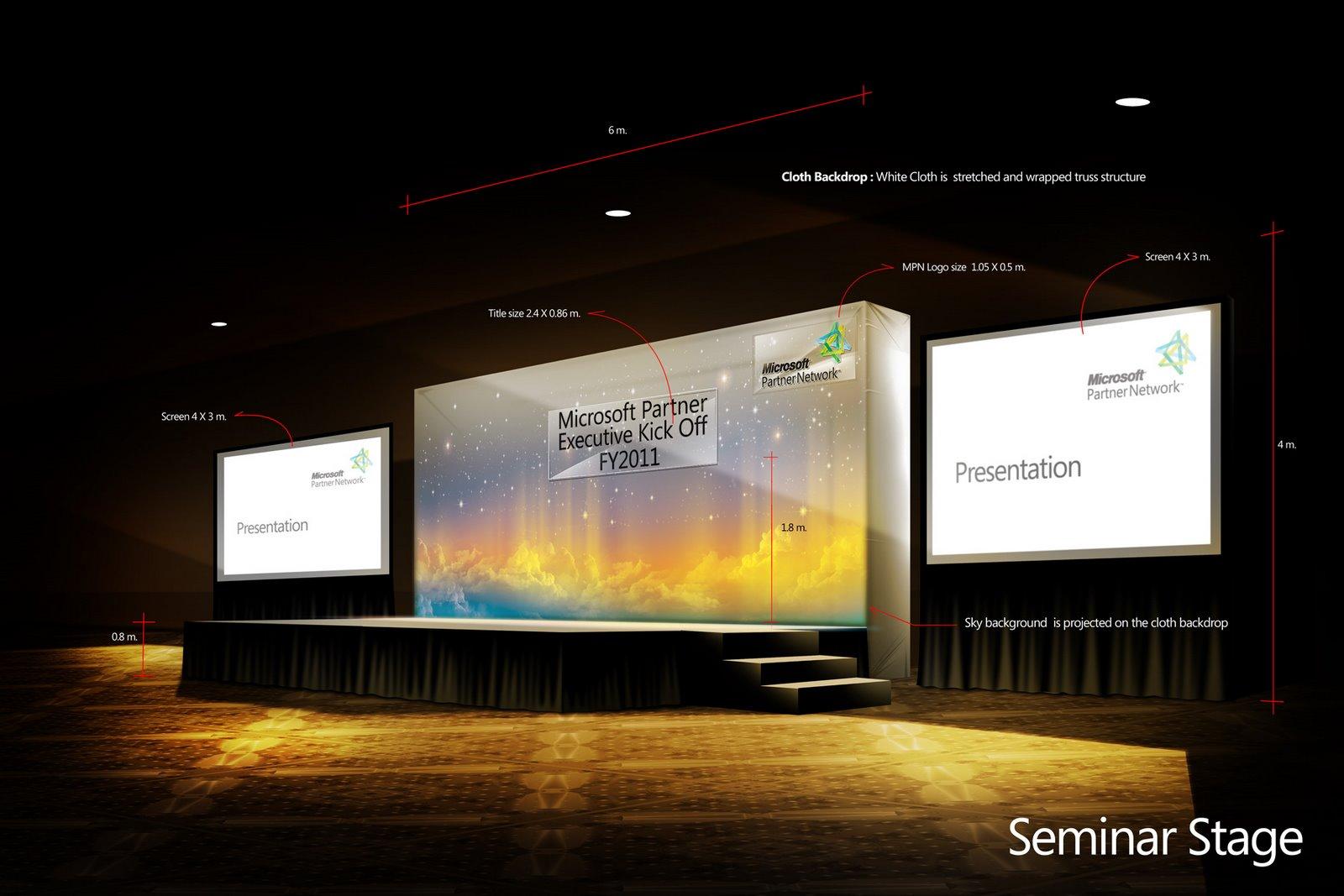 Event Design Microsoft