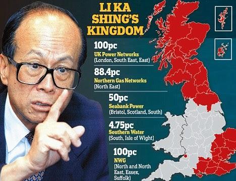 Kerajaan Bisnis Li Ka Shing