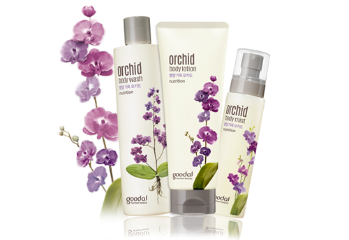 Goodal Orchid Body Wash