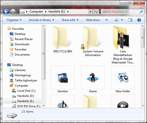 Cara mengambil gambar (screenshot) di desktop komputer