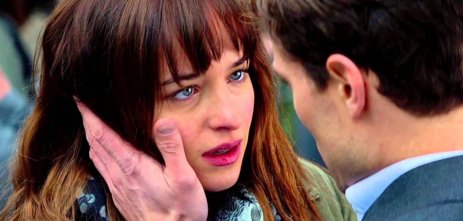 Trailer da adaptação Cinquenta Tons de Cinza já é o mais visto de 2014