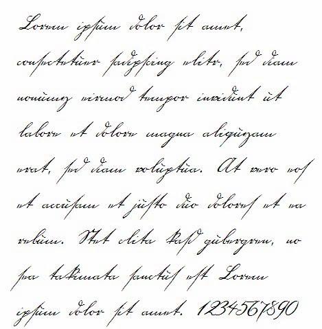 Handwriting Font Free