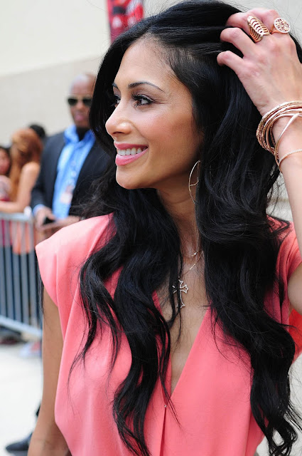 Nicole Scherzinger Fashionable Hairstyles Photos 20