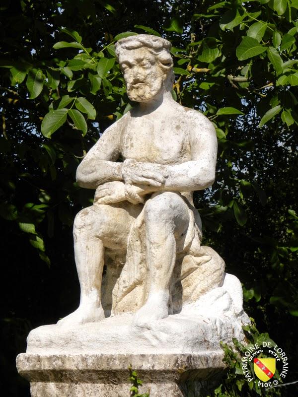 FROLOIS (54) - La statue du Christ aux liens
