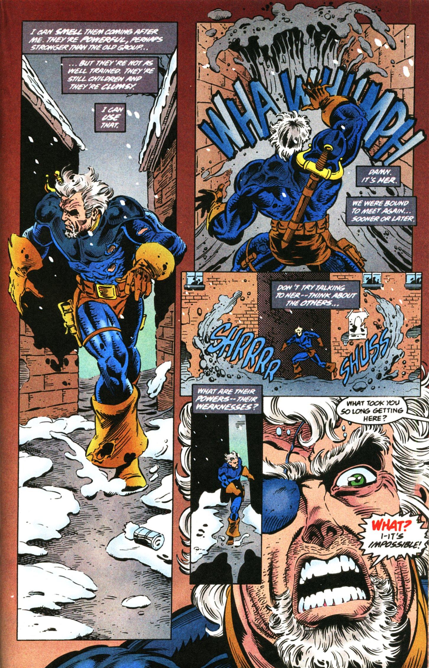 Deathstroke (1991) Issue #45 #50 - English 15