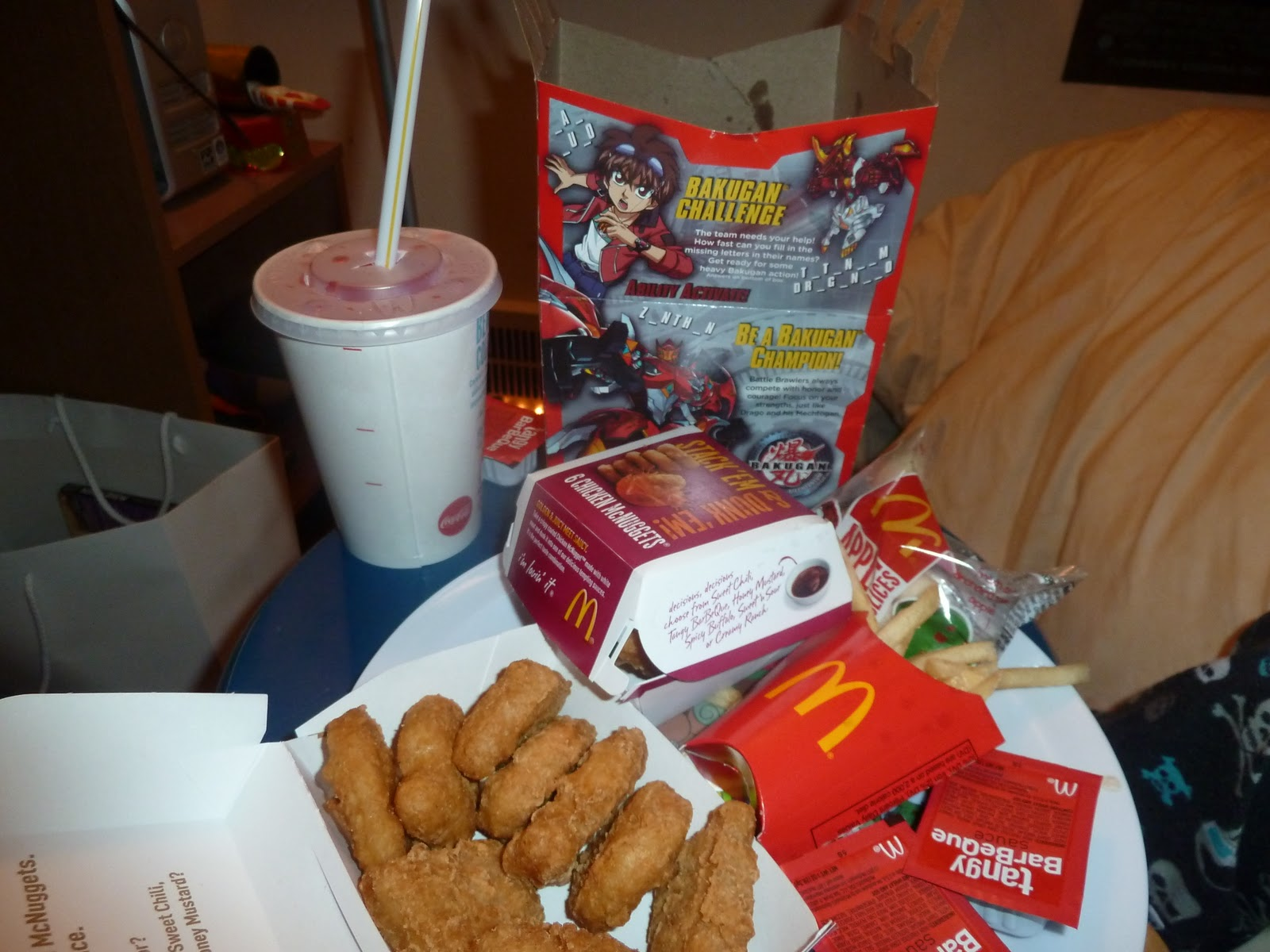 10 pc chicken mcnuggets mcdonalds