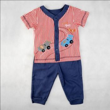3585+Carter+Ready+Set+Go+Stripe+105ribu 350x350 kodomotachi baby shop baju bayi laki laki,Pakaian Bayi 6 Bln