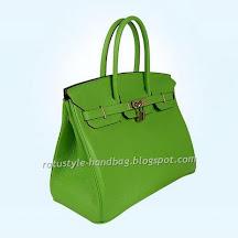 Hermes Birkin 40 Green