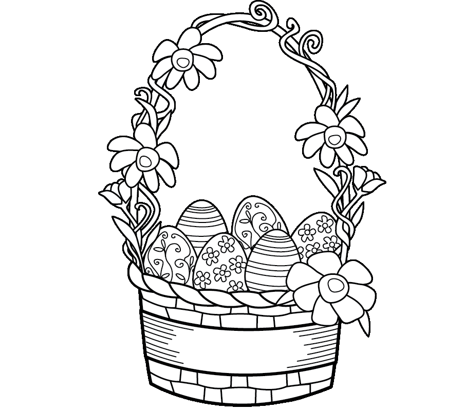 Colour drawing free wallpaper easter basket coloring drawing free easter basket coloring drawing free wallpaper negle Gallery