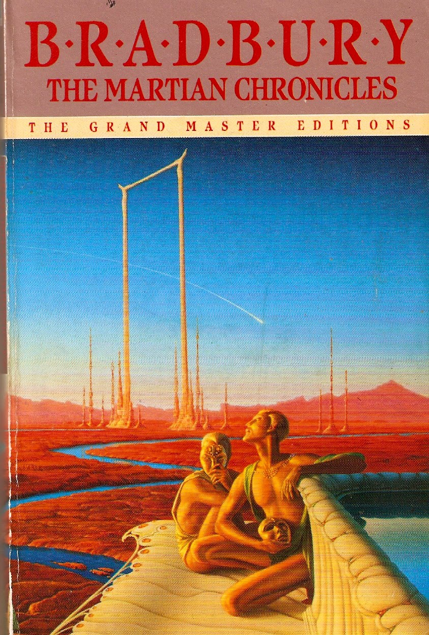 Ray Bradbury The Martian Chronicles book review
