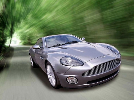 New Aston Martin Vanquish sale price in USD | most expensive cars in the world