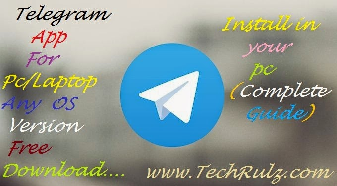 Telegram-for-pc-free-download