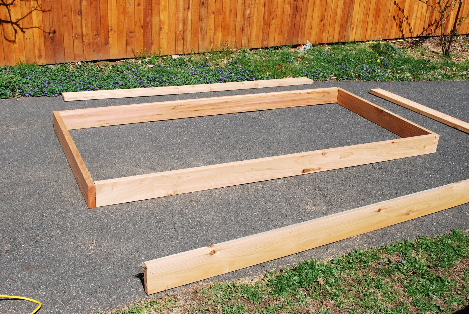 Home Depot Raised Garden Beds Terrasse En Bois