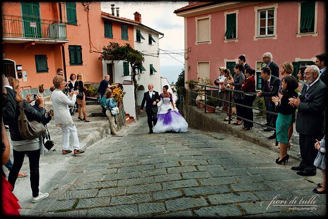 foto matrimonio Castagnabuona Varazze