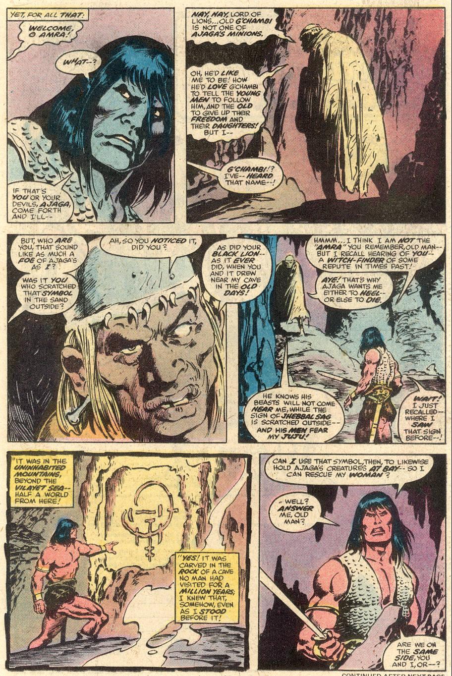 Conan the Barbarian (1970) Issue #95 #107 - English 12