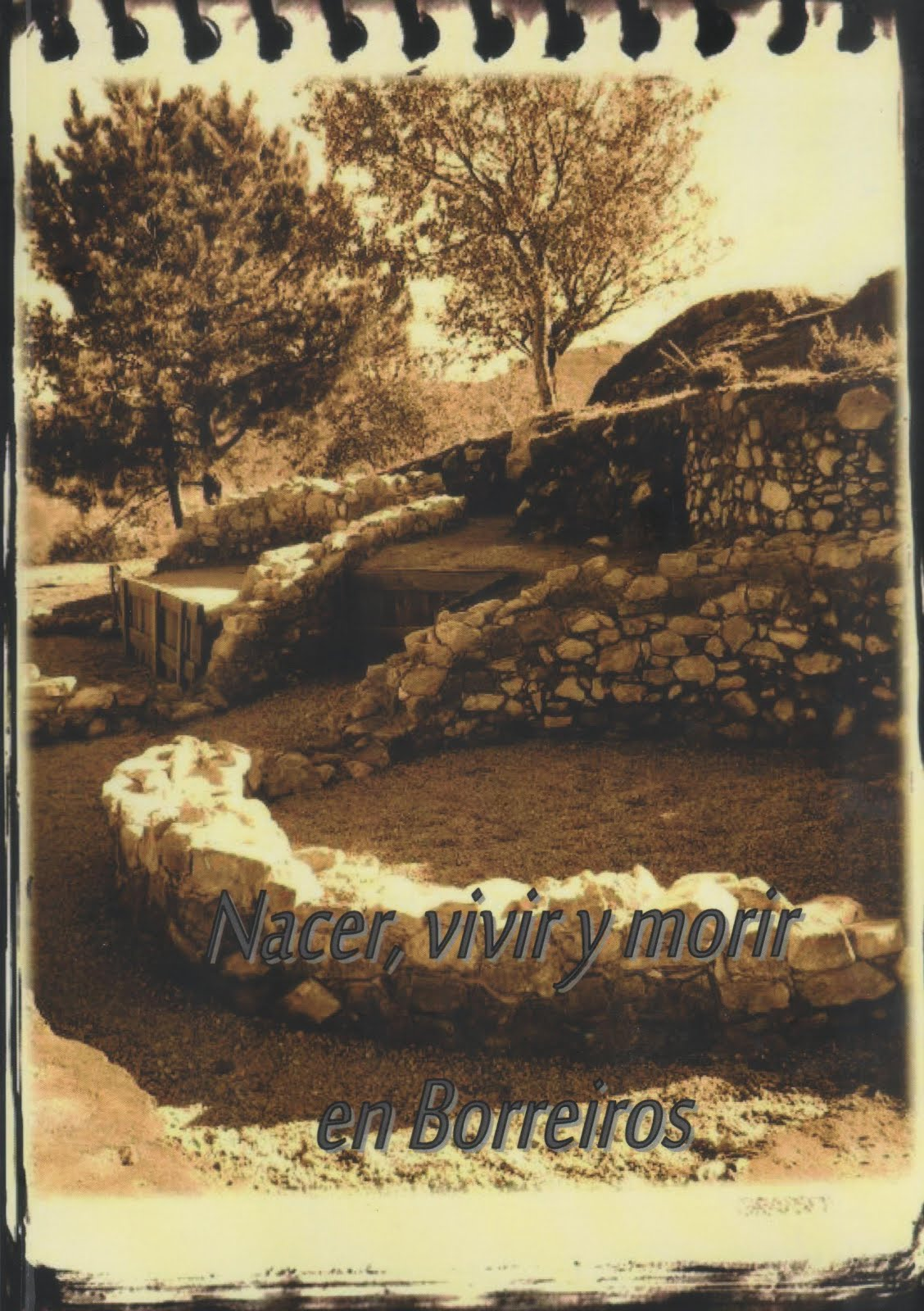 NACER, AMAR Y MORIR EN BORREIROS 4º libro