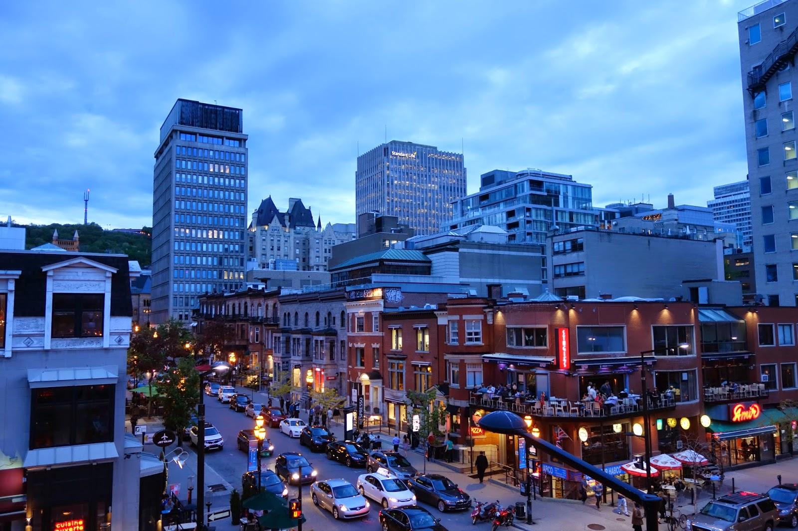 Terrasse Romantique Montreal : MTL Terrasse Le Balcon de la rue Crescent AboutMTL
