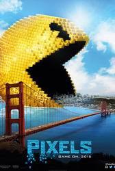 Pixels 3D (2015) Vidio21