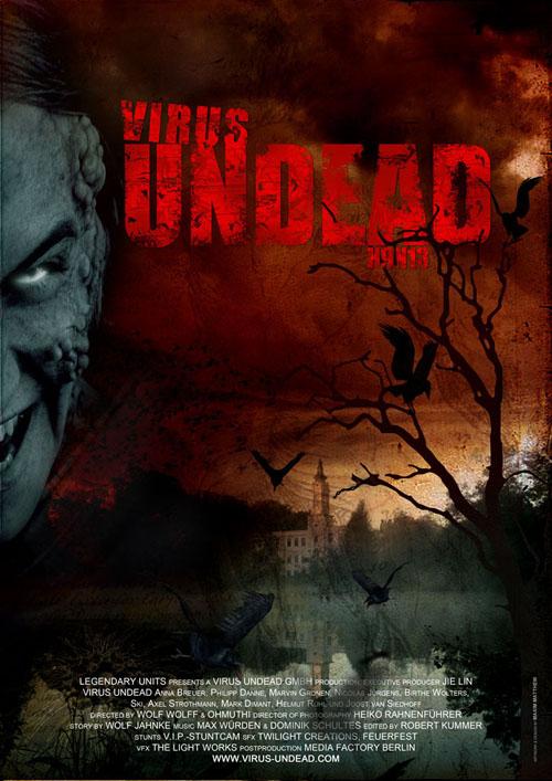 virus undead 2008 movie