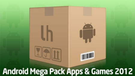 Mega Pack Appz and Games for Android by Putra Sunda