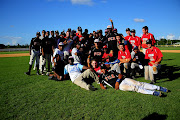 FCA Dominican Baseball and Home School. Posted by Jodi Shaheen at 3:25 PM