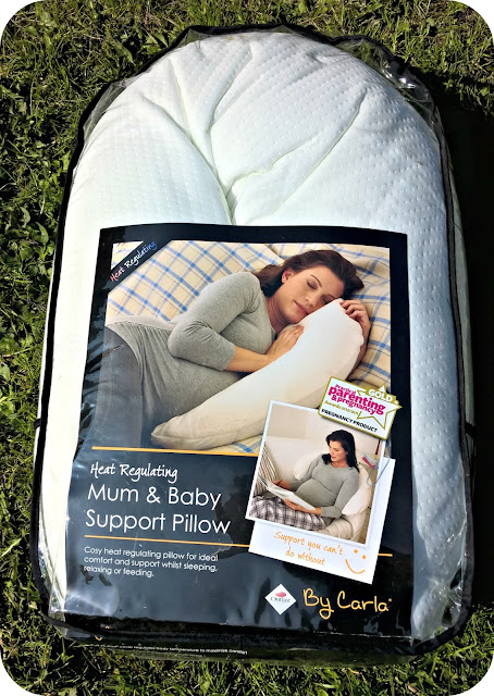Kit for Kids By Carla Heat Regulating Mum and Baby Support Pillow