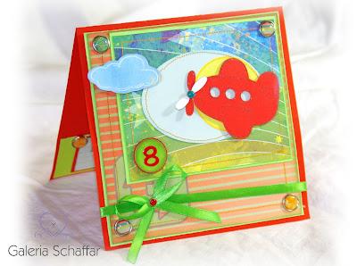 kolorowa dziecieca kartka na urodziny galeria schaffar