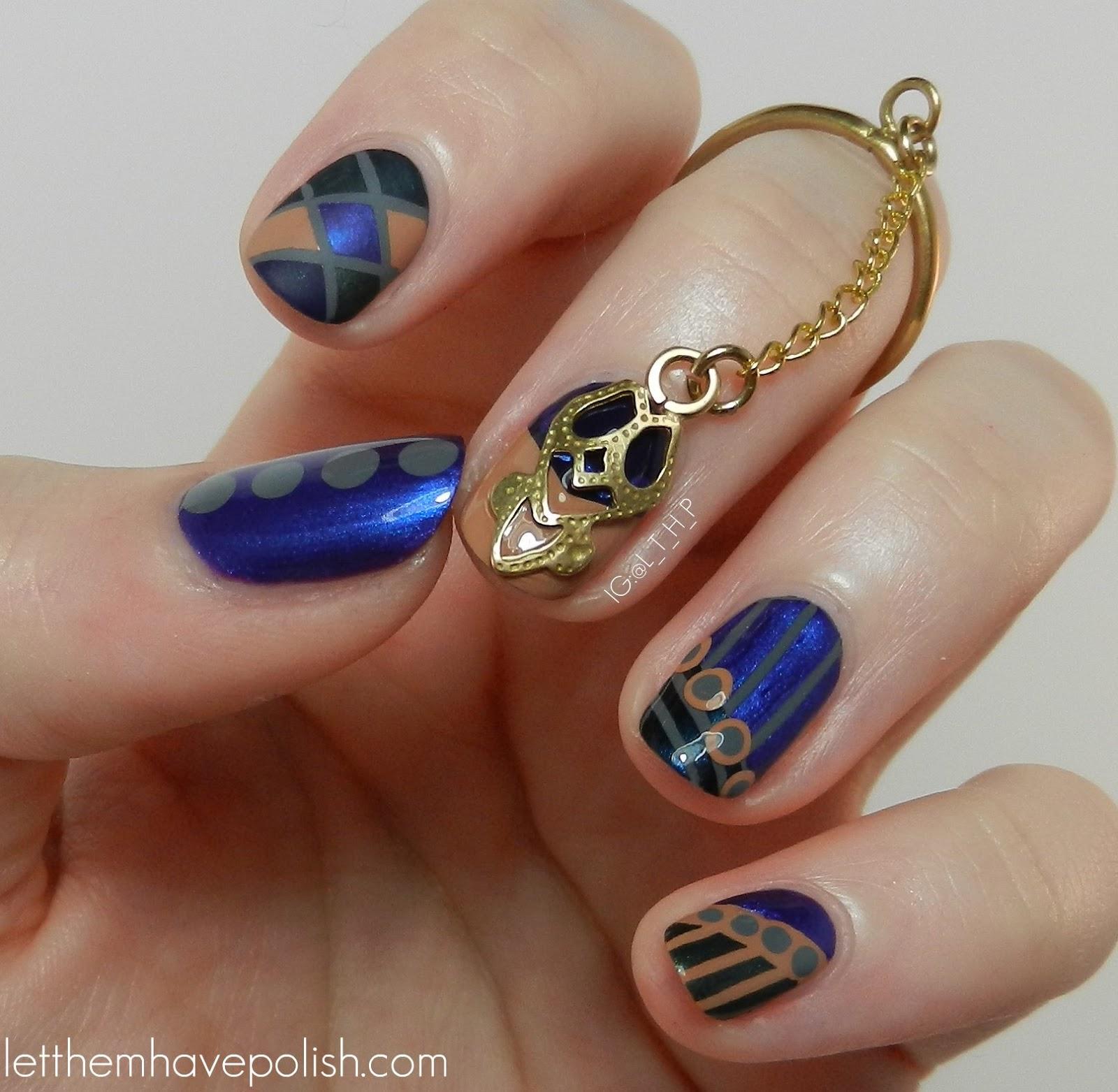Nail Colour For Autumn 2014. autumn 2014 nail art trends ...