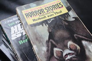 Herbert van Thal, Horror, Pan, Monkey's Paw