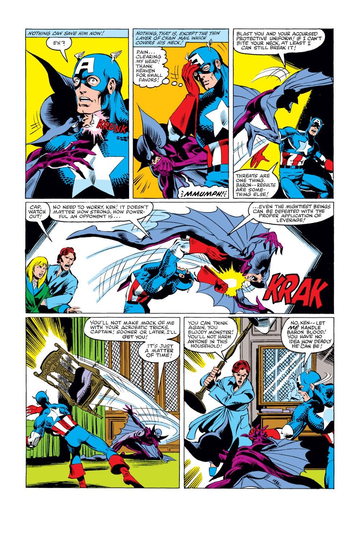 Captain America (1968) Issue #254 #169 - English 4