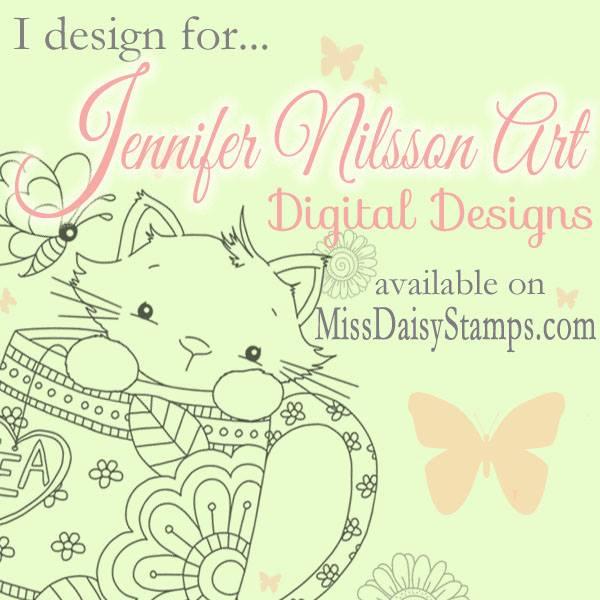 Jennifer Nilsson Art Designer