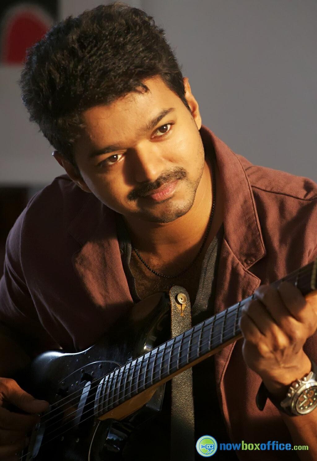 Vijay Thalaivaa New Look Stills - Vijayfansclub