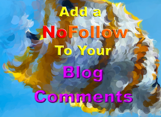 Add a NoFollow to your Blog comments Front