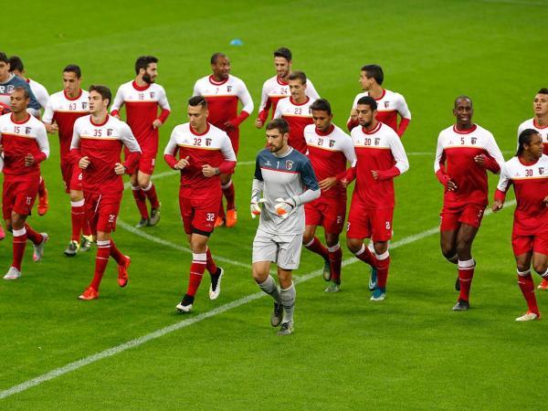 Fotografia da Equipa do Sporting Clube de Braga