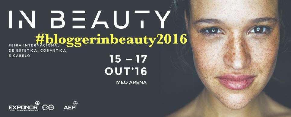 Blogger In Beauty 2016