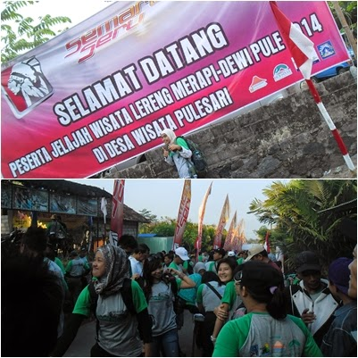 Jelajah Wisata Lereng Merapi