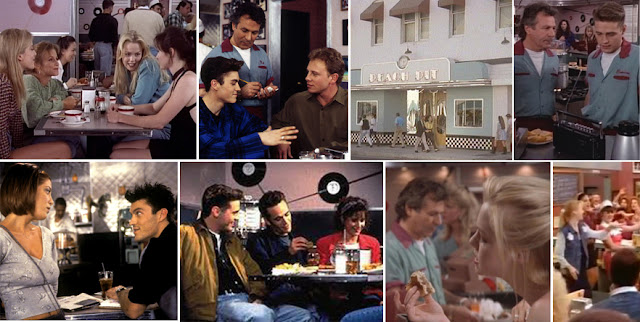 Bar de la serie Beverly Hills 90210 y su secuela