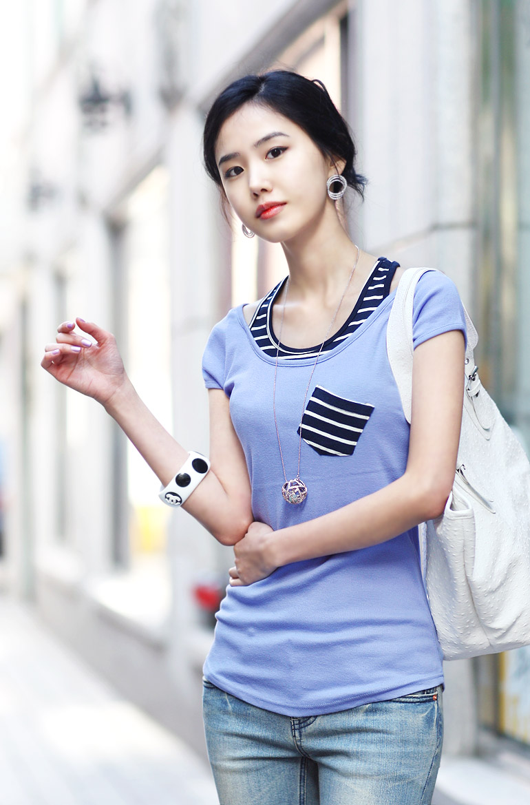 Casual Women 39 S Korean Fashion Trends 2013 Otomild